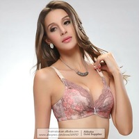 Free shipping grey,pink,blue polyester/cotton Fashion style push up hot sexy bra sex bra wholesale&retail 8822