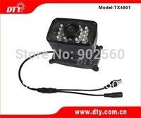 1/3''  Sharp CCD night vision car camera, TX4801