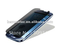 for samsung galaxy s3 I9300 lcd privacy screen guard protector