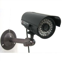 Black 700TVL SONY ccd COLOR CCTV IR SECURITY OUTDOOR  CAMERA S35a700