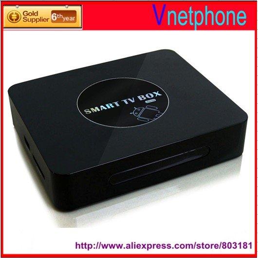 M6 GOOGLE Android 4.0 SMART TV BOX Bult-in WIFI , LAN cable Video Formats: MKV,TS,TP,M2TS,RM/RMVB,BD-ISO,AVI,MPG,VOB,DAT,ASF..(China (Mainland))