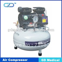 2012 top sale Dental air compressor 28L DAC-1