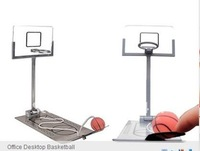 Amazing Gift ! Hot Selling novelty , Office Desk Desktop Miniature basket ball Shooting game.Unique Gift Toys