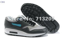 Free Shipping Top quality,Men's Running shoes,Basketball Shoes,Air Sneakers shoes 87, 21colors C361 Size:40-45  Mix order