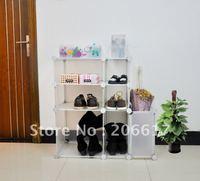 HOT ,Office office DIY resin combination of decorative home shelves, newspaper racks, magazine rack