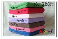 1PCS 60cmx160cm Microfiber Bath Beach Drying Towel Spa Wrap Camping Travel Towels Ultra Absorbent Cleaning Cloth