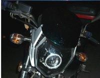The fierce beast motorcycle grimace headlight GSR motorcycle accessories headlights