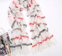 Factory Wholesale price Free shipping (1PCS SALE) 2012 Newest  SILK SHAWLS SCARF/200X90cm big size/Wear as MUSLIM HIJAB/ S813
