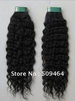 New Arrival! 12-26 Inch Peruvian Hair Human Hair Bulk Deep Wave(Curly) No shedding Tangle Free Heat Friendly Free Dropshipping