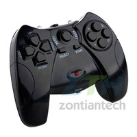 Freeshipping hotsell 10pcs/lot Wireless Game Controller Joystick with USB Receiver for Android Tablet PC