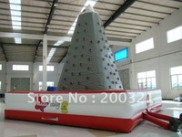 2012 hot inflatable climbing wall/inflatable sports game