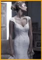Free shipping lace mermaid gown with cap sleeves wedding dress 2012 bridal dress CBC  VOLUME VI B053