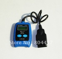Hot Sale! Car CAN OBD2 Diagnostic Engnie ABS Airbags trouble reader scanner for VW Audi VC210, Free Shipping