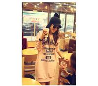 Женские толстовки и Кофты 2012 Autumn all-match fashion british style long sleeve strips cardigan sweatshirt women 5013XBD