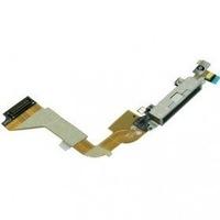 for iPhone 4G  Wholesale  Original Headphone Audio Jack Ribbon Flex Cable 50pcs/lot .