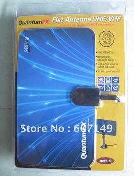 Wholesale!! free shipping 2012 HDTV  ANTENNA HDTV HD TV VHF/ UHF
