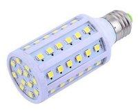 wholesale 12W 60pcs 5050 SMD LED E27 Corn Light Lamp Led bulb spotlight  warm white led lighting