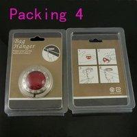 FREE SHIPPING+Fashion Bag Hanger/Promotional HandBag Hanger/Cute Bag Hanger+100pcs/Lot+Can be customized different logo