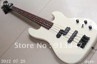2012 F  Jazz Bass  4 Strings in white 07 25