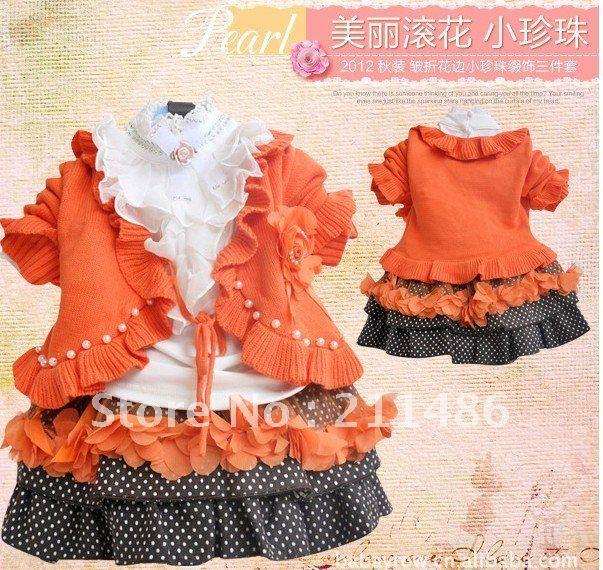 Baby Dress Set Wholesale