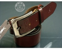 High quality imported first layer cow leather, Men's Belt,buckle belt, Support For Mixed Batch 1pc SM1307