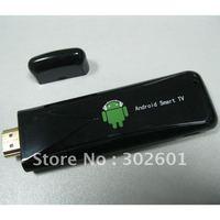 MK802+ IPTV Google Mini TV Box Smart PC dongle Allwinner A10 Android 4.0 1GB RAM HDMI free shipping