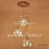 The plum flower ball process aluminum droplight children room droplight bar lights restaurant droplight