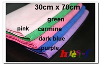 "5PCS Microfibre Travel Sports Gym Camping Towels 30cm x 70cm (12"" x 18"")"