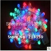 Free Shipping for New 100LED Optical Fiber String Lamp Light 10m for Xmas Halloween Garden Wedding