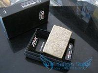 Free shipping 1pcs Vintage Oil Cigarette Lighter Classics windproof lighter Armour Constantine golden wholesale Best Gift