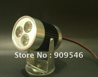 High quality 3x2w Dimmable lawn lamp AC85-265V,CE&ROHS 2 year warranty,6W outdoor lighting,free shipping
