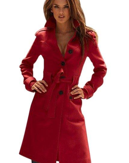 2013 New Women Coat Fashion Overcoat Napoleon Military