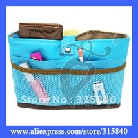 1pc Hand Storage Bag Travel Cosmetic Bags -- BIB25 Free Shipping Wholesale & Retail