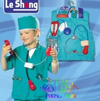 Free shipping--Child Halloween Costume /Party Costume/Christmas clothing / cosplay/ masquerade costume/The doctor operation suit
