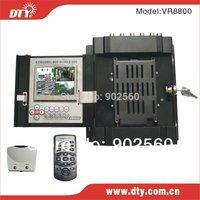 dvr 4 ch sd vehicle car dvr h.264 mobile dvr WIFI car alarm , free shipping, VR8800w