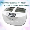skymen ultrasonic cleaner bath JP-4820 with heating function for home use