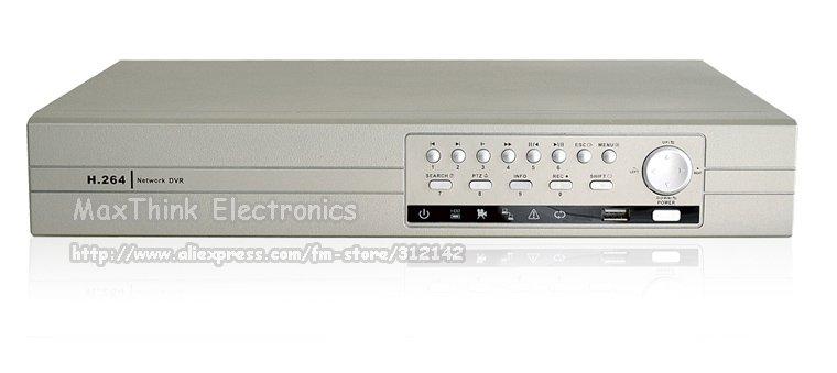 DVR 16CH H.264 Standalone Network DVR,Digital Video Recorder for CCTV cameras(China (Mainland))