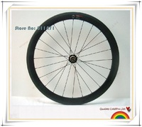 hot professional 700c wheels carbon clincher 50mm 20h 24h light with novatec A291SB F482SB