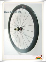 2012 new light carbon wheels and rims 50mm 3k light with novatec A291SB F482SB