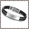 ree Shipping! 2012 cross silicone bangle made of  316L stainless steel & top silicone cross bangle bracelet 4 styles mix order