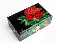 Wholesale - Exquisite Jewelry case Jewelry box Trinket Box wood boxs free shiping 5001
