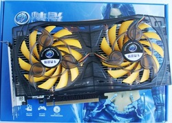 GTX460 ashes complete 384sp independent video card..quality goods..new!!(China (Mainland))