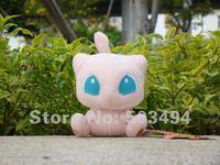 "Pokemon 6"" MEW Soft Plush High quality Doll New Free shipping"