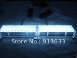 In stock 2 x LED Blitzer Stroboskop Strobo mit 48 LEDs(China (Mainland))