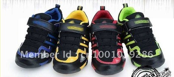 Free shipping!New boys 'and girls' leisure mesh breathable shoe small youngster soft bottom sports shoes baby shoes