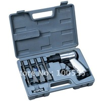 TNT Free shipping! Pistol Type of 9pcs 150mm Air Hammer Kit / Pneumatic Tools / Air Tools WT-1060K