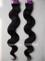 "Beauty Gift! 12"" - 26"" Brazilian Hair #1B Black Natural Human Bulk Free Fast shipping quality guarentee Brand New"