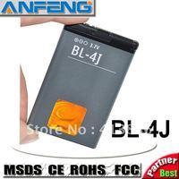 Genuine 1100mah Battery BL-4J 4J For Nokia C6 C6-00 Mobile phone batterij baterai Batterie batterie free shipping