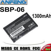 Real 1300mAh battery SBP-06 for ASUS P525/P535/P526/P527/P735/P750 free shipping