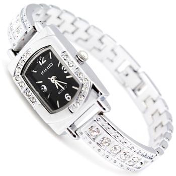 Kimio quartz watch fashion watch rhinestone bracelet fashion table steel ladies watch 138